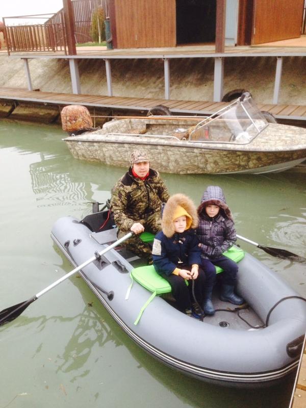 рыбалка краснодарский край всей семьи