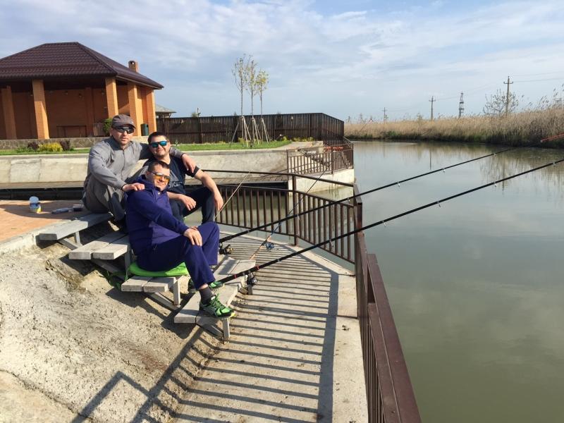 видео рыбалка в черноерковской