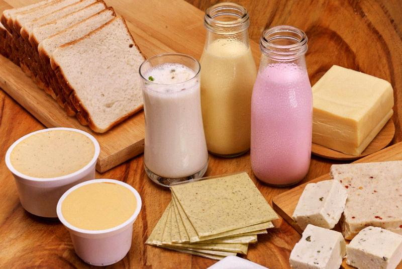 Кисломолочные продукты фото