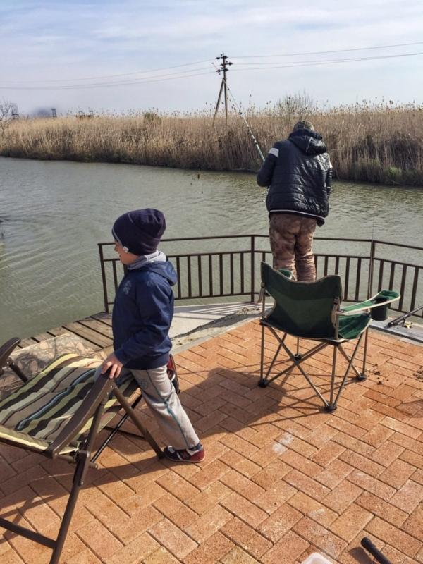 Рыбалка в славянском-на-кубани районе